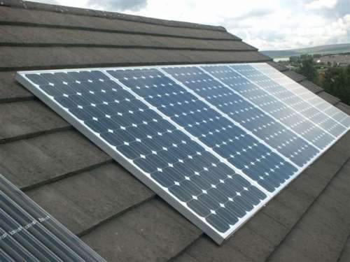 Solar Power Panels Benefit